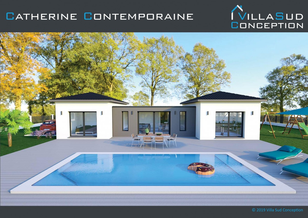 BELLE VILLA Contemporaine